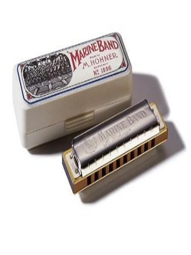 Hohner Marine Band 1896 Harmonica (G)