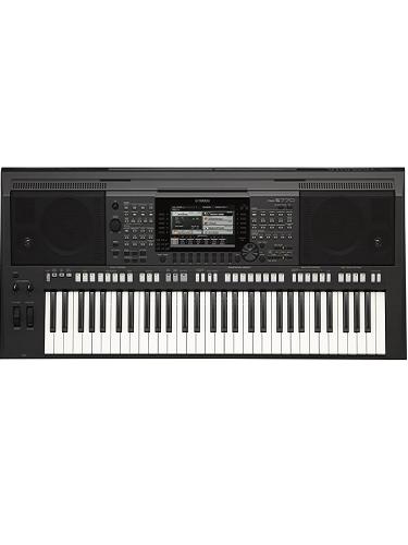 Yamaha psr s770 keyboard for Yamaha psr s770 61 key arranger workstation